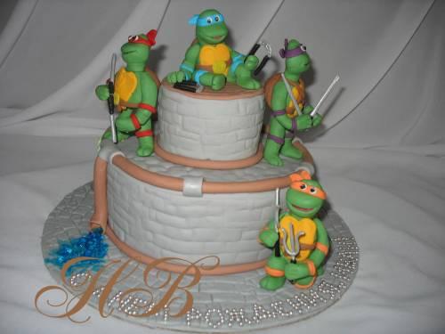 Торт черепашка поэтапный с фото